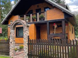 Grisli house, hotel near Vidzeme Olympic Centre, Gauja