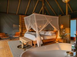 Summerfields Rose Retreat and Spa, resort in Hazyview
