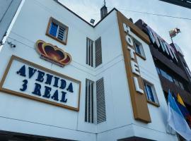 Hotel Avenida 3 Real, hotel in Cali