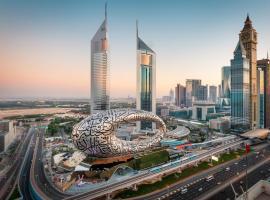 Crowne Plaza Dubai, an IHG Hotel, hotel in Dubai