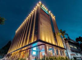 Stylotel by Jagadish, luxury hotel in Bangalore