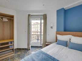 Le Bellevue, apart-hotel em Paris