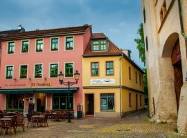 Pension Alt Naumburg, Hotel in Naumburg (Saale)