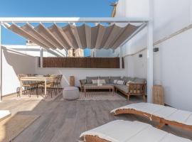 Attic Oasis, apartamento en Málaga