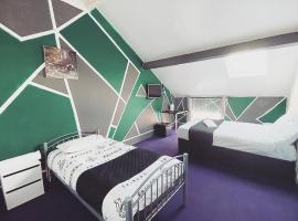 Kings Budget Hotel - Blackburn, hotel in Blackburn