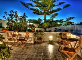 Pension Anna, guest house in Naousa