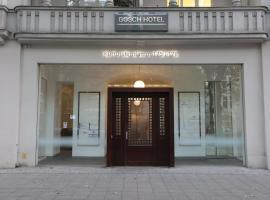Gosch Hotel Ku'damm, hotel near Kurfürstendamm, Berlin