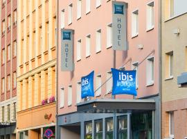 Ibis budget Berlin Potsdamer Platz, khách sạn ở Berlin