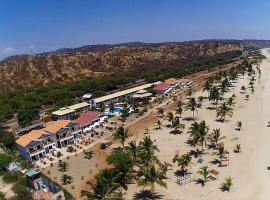 Amotape, hotel near Capitan FAP Pedro Canga Rodriguez Airport - TBP, Cruz de Pizarro