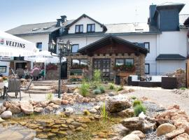 LandKomfort Hotel Elsenmann, hotel near Oberer Wilddieblift, Willingen