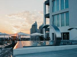 J44 Lifestyle Hotel, hotel a Lido di Jesolo