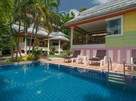 Lemon House, villa in Patong Beach