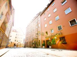Burghotel Nürnberg, Hotel in der Nähe von: Königstor, Nürnberg
