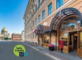 Лотте Отель Санкт-Петербург – The Leading Hotels of the World, отель в Санкт-Петербурге