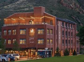The Eddy Taproom & Hotel, hotel near Red Rocks Park and Amphitheater, Golden