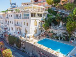 Splendid Hotel Taormina, отель в Таормине