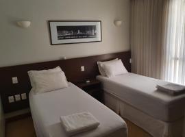 Flat 209 Hotel Bonaparte, hotel near Parque da Cidade Dona Sarah Kubitschek, Brasilia