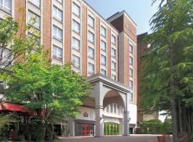 オールドイングランド道後山の手ホテル, hotel in Matsuyama