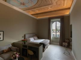 Domus 21 Luxury Suites, bed & breakfast a Roma