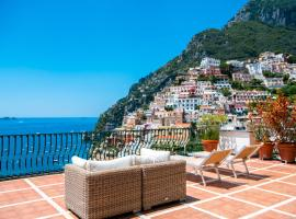 Alcione Residence, hotel in Positano