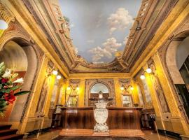Hotel Colomba d'Oro, hotel v mestu Verona