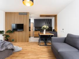 Inpoint Smart Apartments, apartment in Kraków