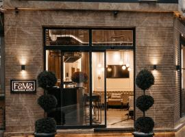 Fama Boutique Hotel, hotel in Istanbul