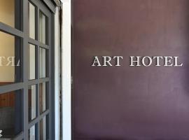 亞特旅店,台南的飯店