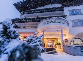 Hotel Central, hotel in Gerlos