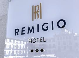 Hotel Remigio, hotel in Tudela