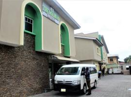 De Meros Hotel and Suites Annex, hotel near Murtala Muhammed International Airport - LOS, Sagisa