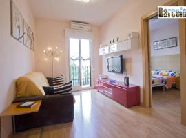 Barcelona Centric Apartment, hotel in zona Camp Nou, Barcellona