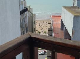 Bolivar y Guemes. Vista al mar., departamento en Mar del Plata