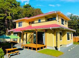 Guesthouse Murabito, hotel near Mount Fuji, Yamanakako