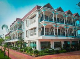 Hotel Debrani International, hotel near Gorumara National Park, Jalpāiguri
