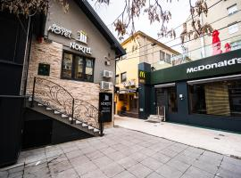 Nortel Boutique - Central Location, hotel in Sarajevo