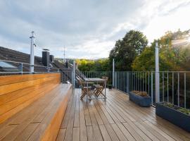 E&K Penthouse am Arrenberg, apartment in Wuppertal