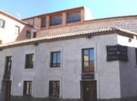 Palacio Duque de Tamames - Hotel El Rastro, hotel near Ávila Bullring, Ávila