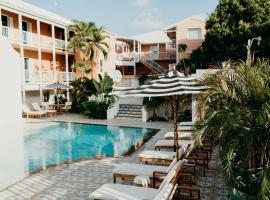 King Christian Hotel, hotel in Christiansted