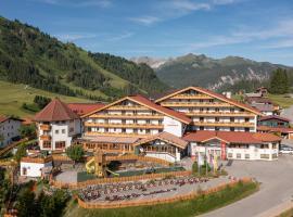 Familotel Kaiserhof - Families only, Hotel in der Nähe von: Übungslift Schollenwiesen, Berwang