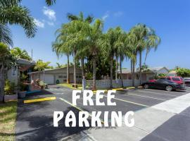 Richard's Motel Extended Stay, hotel near Seminole Hard Rock Hotel & Casino, Hallandale Beach