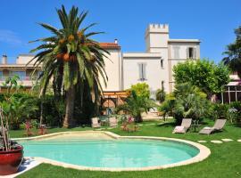 Villa Valflor, location de vacances à Marseille
