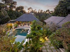 Kano Sari Ubud Villas, hotel near Neka Art Museum, Ubud