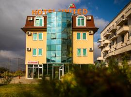 Hotel United, hotel in Pristina