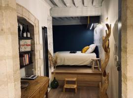 Lovely Avignon - Studio de charme plein centre - proche palais des papes, apartment in Avignon