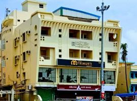 Hotel Trimurti Heights, hotel in Puri