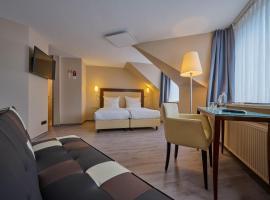 Cityhotel Kaiser Karl Aachen: Aachen şehrinde bir otel