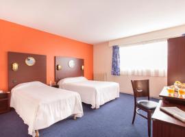 Hôtel Les Gens De Mer Le Havre by Popinns, hotel in Le Havre