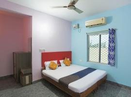 Alaka Puri, hotel in Puri