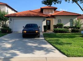 Disney Pool & Game Villa, holiday home in Orlando